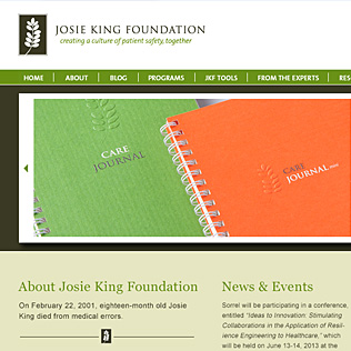 Josie King Foundation