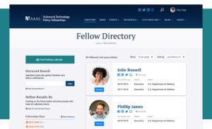 AAAS Fellows Directory