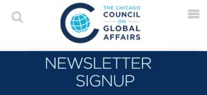 Chicago Council on Global Affairs Pardot Project