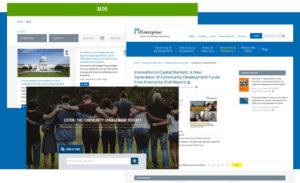 Enterprise Community Partners Various Templates
