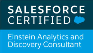 Salesforce Certified Einstein Analytics and Discovery Consultant
