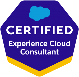 Salesforce Certified Experience Cloud