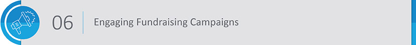 Develop Fundraising Campaigns that Engage Everyone