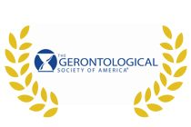 Gerontological Society Of America Awards