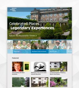 Historic Hudson Valley WordPress Website