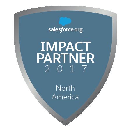 Fionta is a Salesforce Impact Partner / Nonprofit Success Pack Partner
