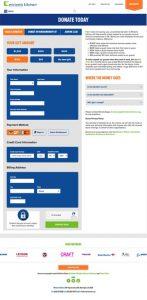 Integrating Salesforce With WordPress For Nonprofits Third Party App Integration Screenshot
