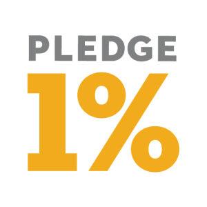 Fíonta has taken the 1% Pledge
