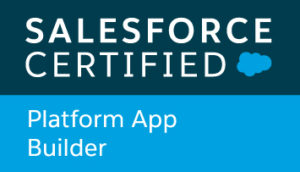 Salesfore Certified Platform App Builder