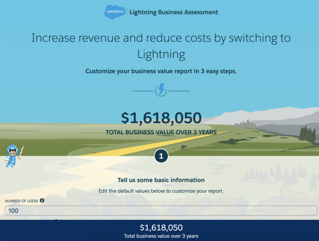 Lightning Business Assessment