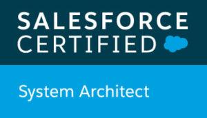 Salesforce Certified System Architect