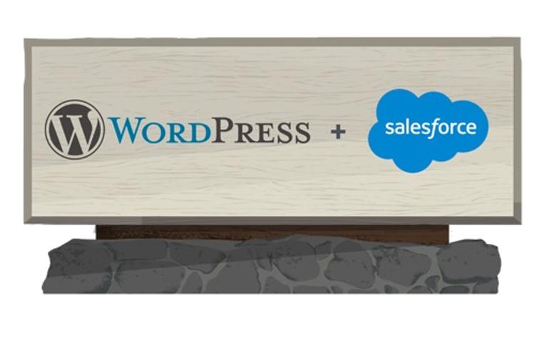 Integrating WordPress + Salesforce