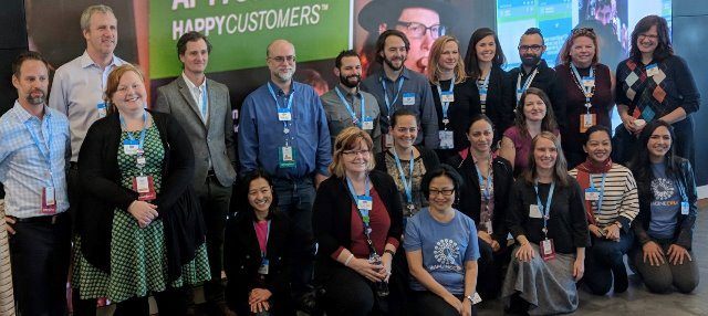 Amplify Sponsors at Dreamforce 17