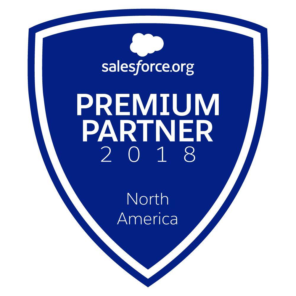 Salesforce Premium Partner 2018