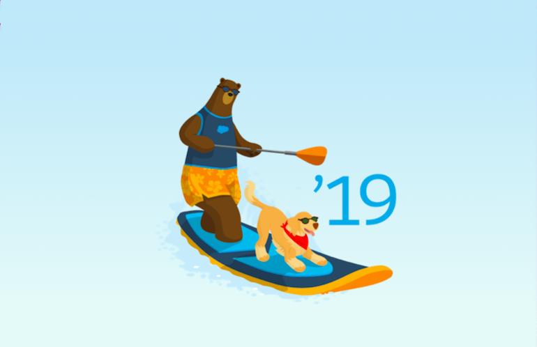 Salesforce Summer 19 Release