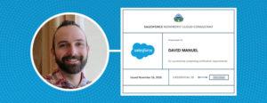Nonprofit Cloud Consultant David Manuel