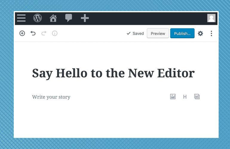 Upgrading to WordPress Gutenberg