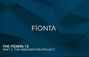 The Fíonta 15: A Conversation with The Immigration Project