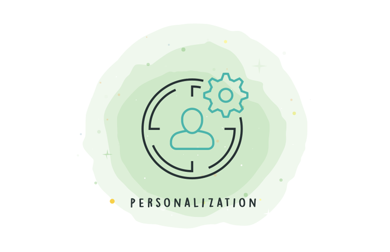 Personalizing the navigation bar in Salesforce