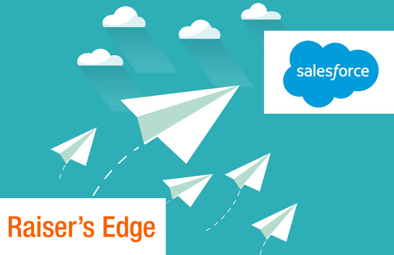 Migrating to Salesforce from Raiser's Edge