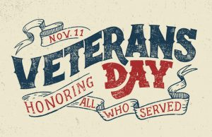 Veterans Day - Honoring Those Who Served
