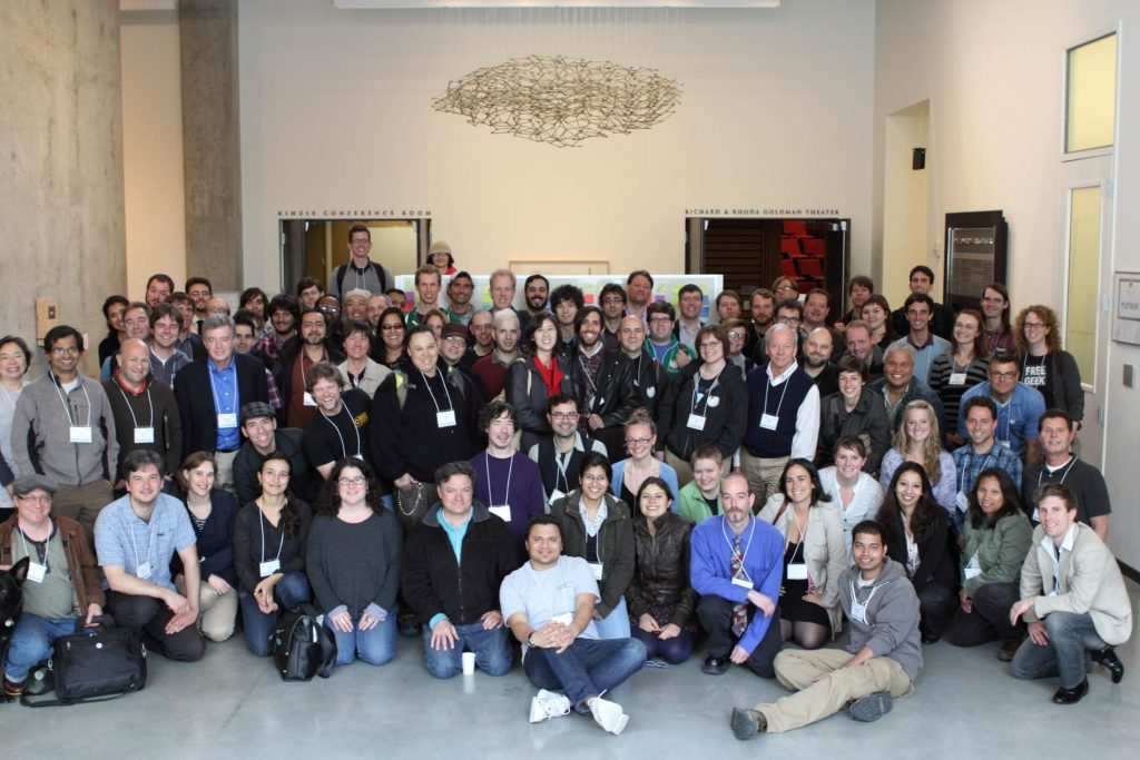 CiviCon 2012 attendees