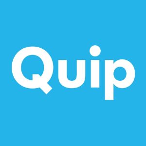 Quip, bundled in Nonprofit Cloud Growth Kit
